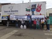 Doações às vítimas das chuvas no Rio Grande do Sul