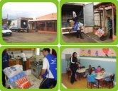 Entidades atendidas pelo Banco de Alimentos