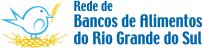 Logo Rede Banco de Alimentos do RS